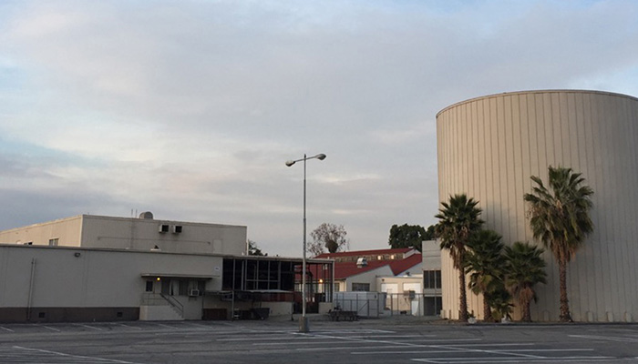 Campus South Industrial - Warehouses