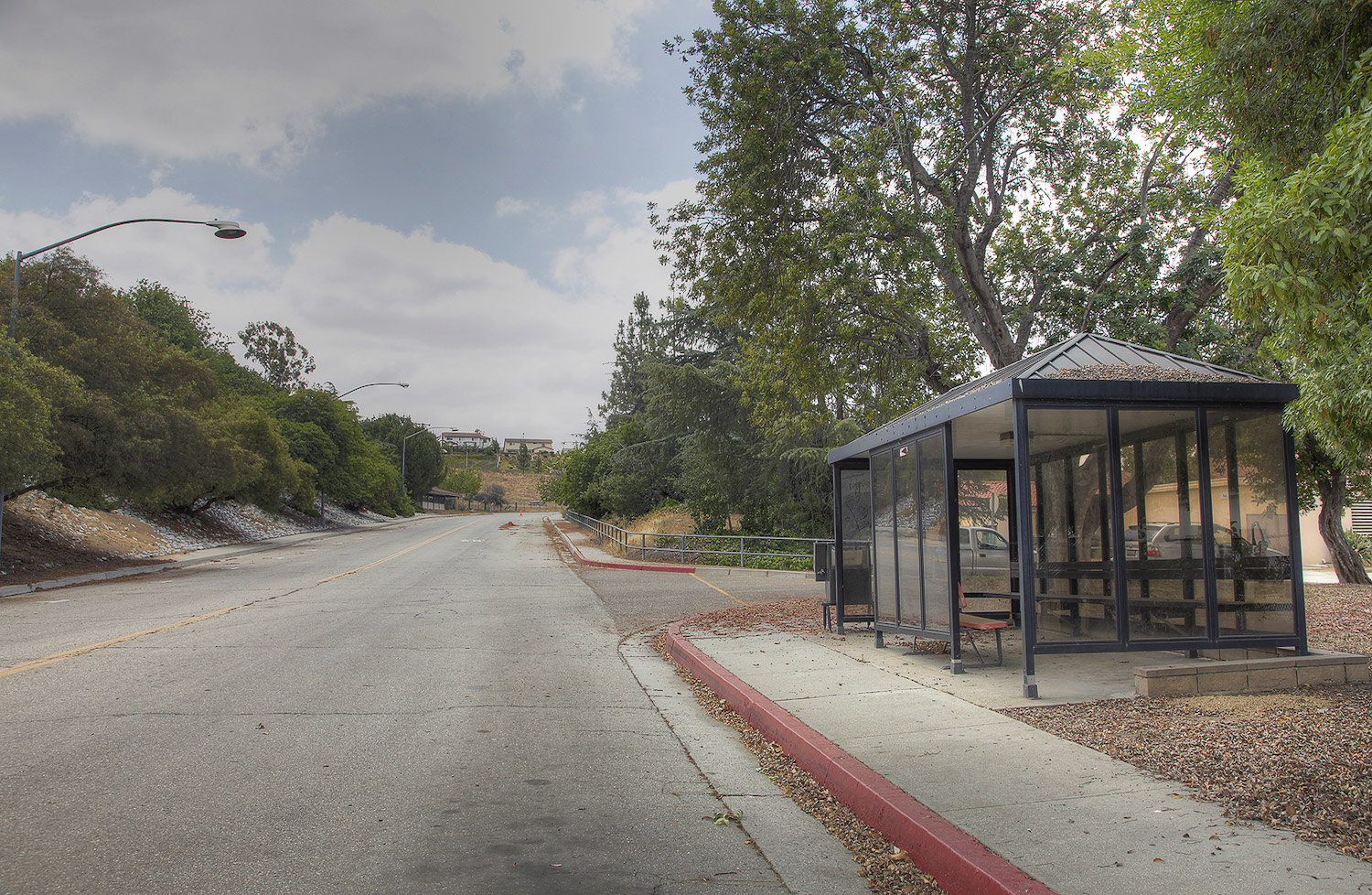 State Street Bus Shelter